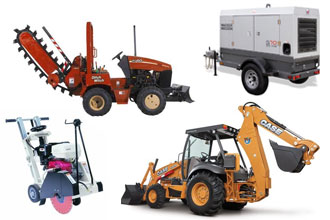 Equipment rentals in Decatur