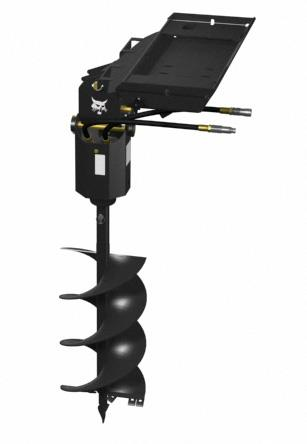 Where to find Auger Attachment Skidsteer in Decatur