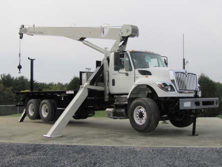 Where to find 18 Ton Crane Truck in Decatur